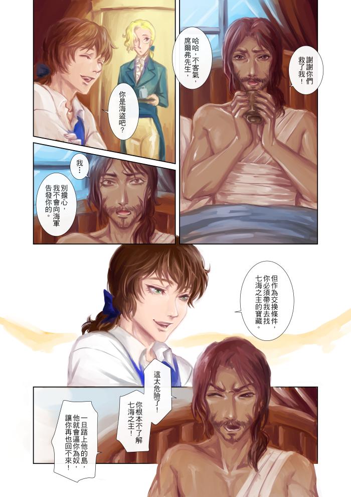 七海的秘寶 頁7
