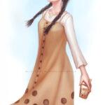 Bubble Tea Dress 1[珍奶洋裝1]