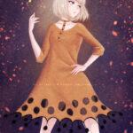 Bubble Tea Dress 2[珍奶洋裝2]