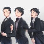 Sherlock Holmes & A. J. Raffles & Arsène Lupin[夏洛克‧福爾摩斯&亞瑟‧J‧萊佛士&亞森‧羅蘋]