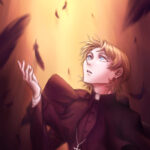 """Dark Angel"" OC - Jesse Brown[「黑暗天使」自創角|傑西‧布朗]"