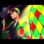 The Mysterious Mr Quin (color ver)|謎樣的鬼艷先生(彩色版)