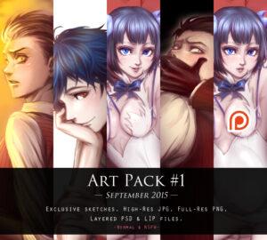 Pack#1 Banner