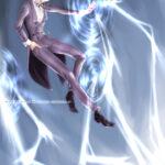 Magi College AU - Thomas Edison[魔法學院架空宇宙|湯瑪士‧愛迪生]