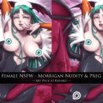 Morrigan NSFW Pack[莫莉卡R18差分包]