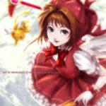 Cardcaptor Sakura - Sakura Kinomoto & Cerberus[庫洛魔法使|木之本櫻&可魯貝洛斯]