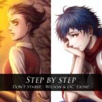 Step by Step Pack[作畫步驟包]